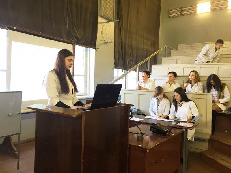 Тюменская область, научная конференция студентов декабрь 2015 приводит ускорению коррозии