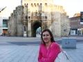 Древние Врата в город Саутгемптон