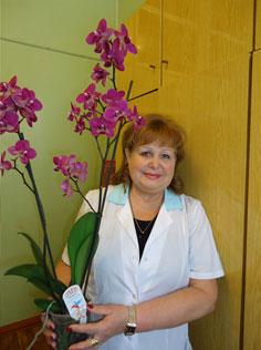 Александрова Надежда Константиновна